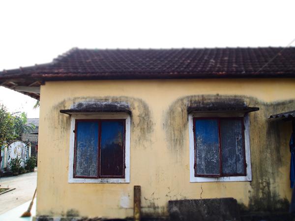 ベトナム・フエのお家