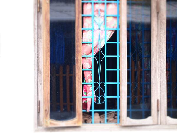 雰囲気のある窓