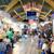 ベンタン市場の風景