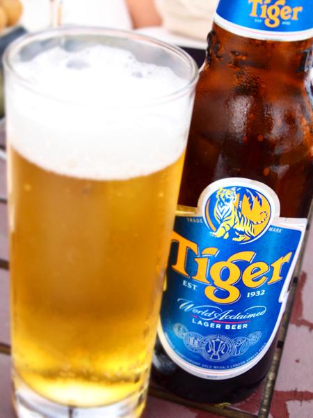 有名なタイガービール
