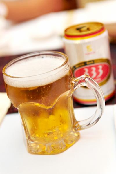 333ビール・バーバーバービール