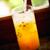 パッションフルーツのジュース