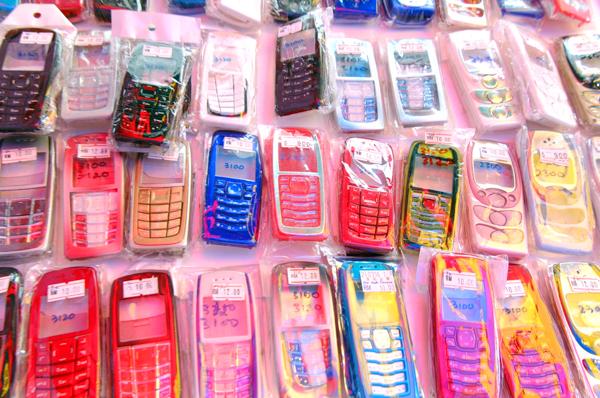 マレーシアの携帯電話
